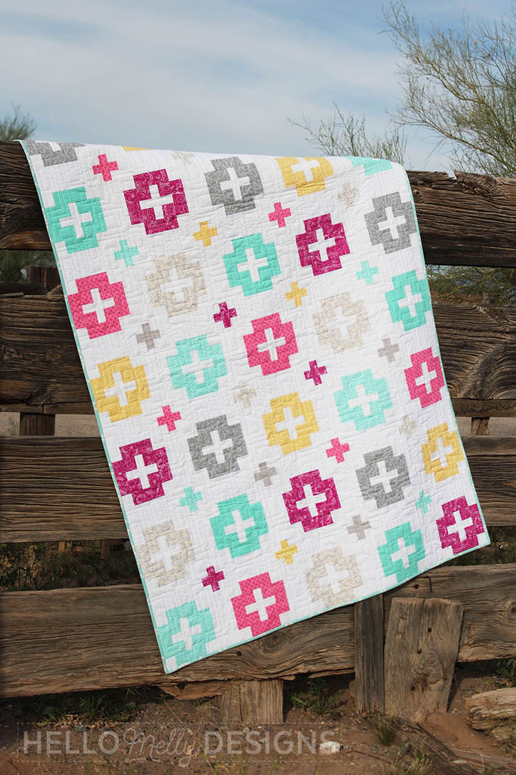 Honor Roll Quilt Hello Melly Designs