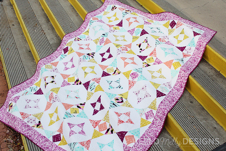 Court Jester Twin Size Quilt