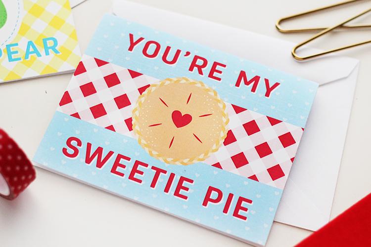 Sweetie pie Valentine