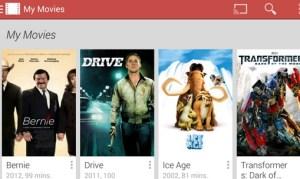 Google play movie