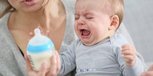 bayi tidak mau asi