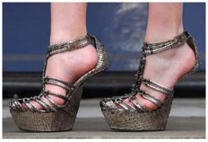 Sepatu Tanpa Hak