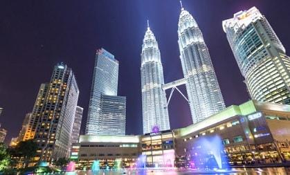 Malaysia - twin tower
