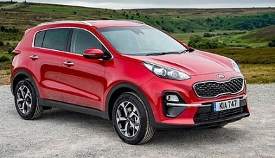 All New Kia Sportage