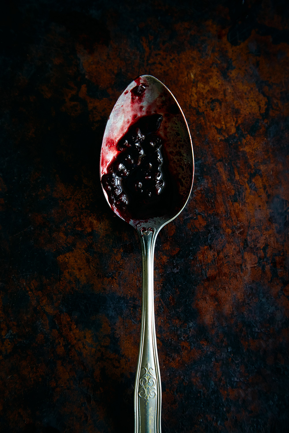 Hello My Dumpling | Spicy Basil Blackberry Preserve