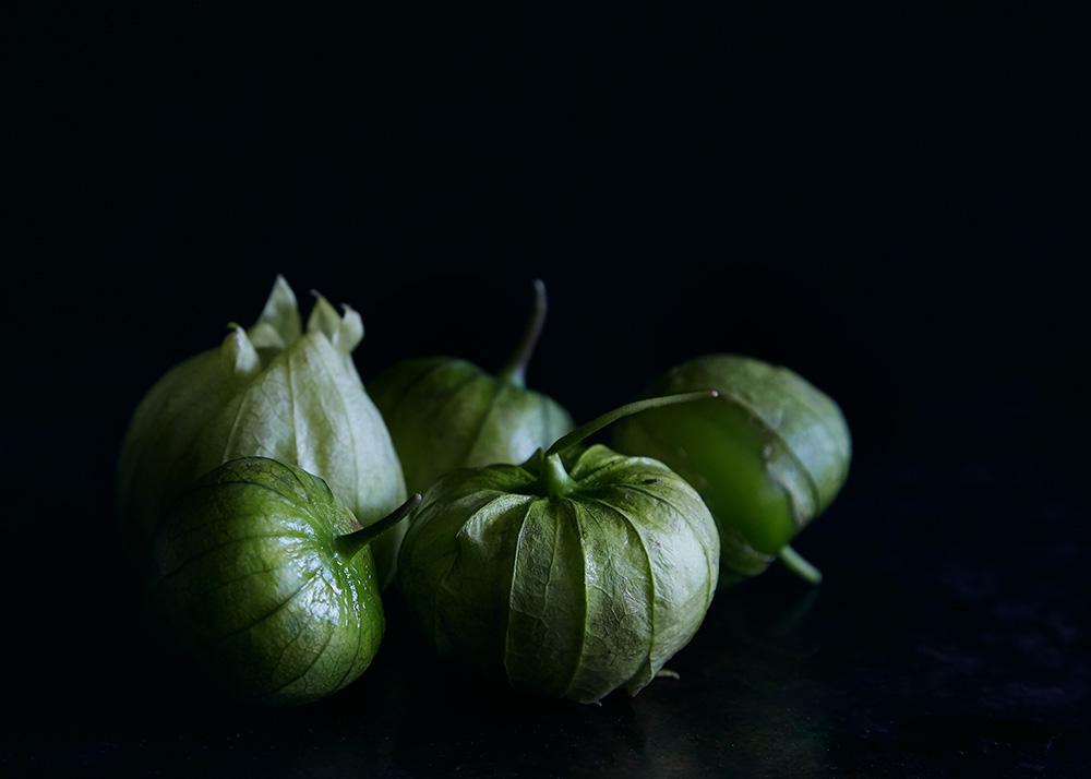 Hello My Dumpling | Roasted Tomatillo Salsa