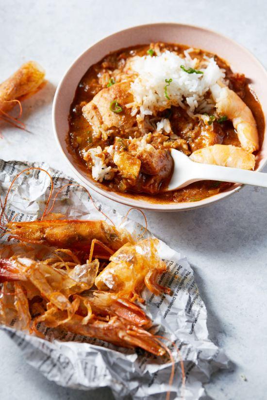Creole Seafood Stew (Courtbouillon) | Hello My Dumpling
