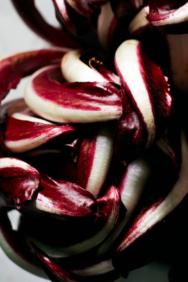 Moroccan Radicchio + Pomelo Salad | Hello My Dumpling by Jenny Huang