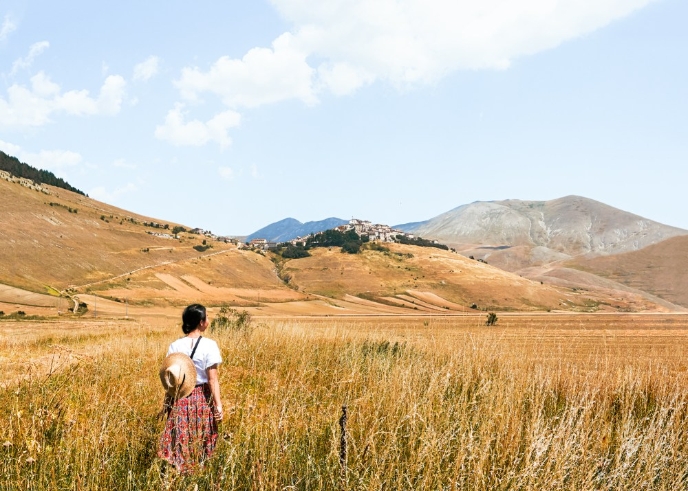 Castelluccio, Italy | Jenny Huang Photography