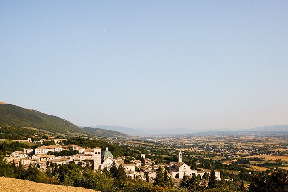 Assisi, Italy | Jenny Huang Photography