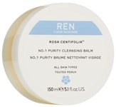 rosa_centifolia_no.1_purity_cleansing_balm_ Ren Clean Skincare Plant Base Nourish No Paraben Toxins Hello Nance Beauty Fashion Travel Lifestyle Canada