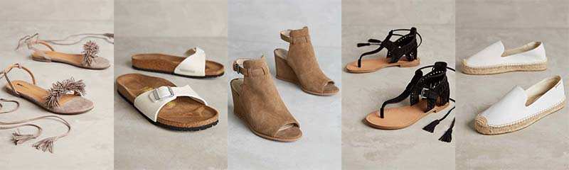 10 Spring Shoes Picks | Ten Shoes For Your Spring Wardrobe