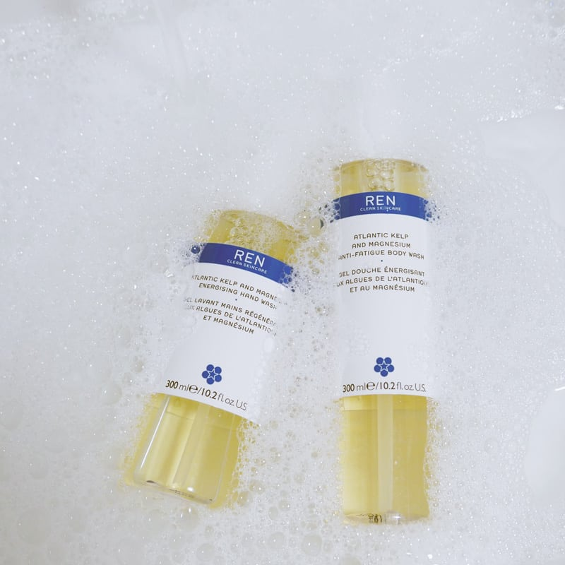 REN SKINCARE KELP MAGNESIUM SKINCARE BEAUTY HelloNance.com Baby Beauty Travel Lifestyle Vancouver Blog