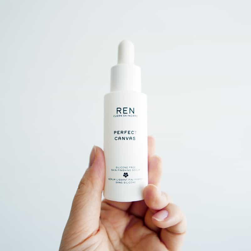 REN SKINCARE PRIMER PERFECT CANVAS HELLONANCE BEAUTY BLOG