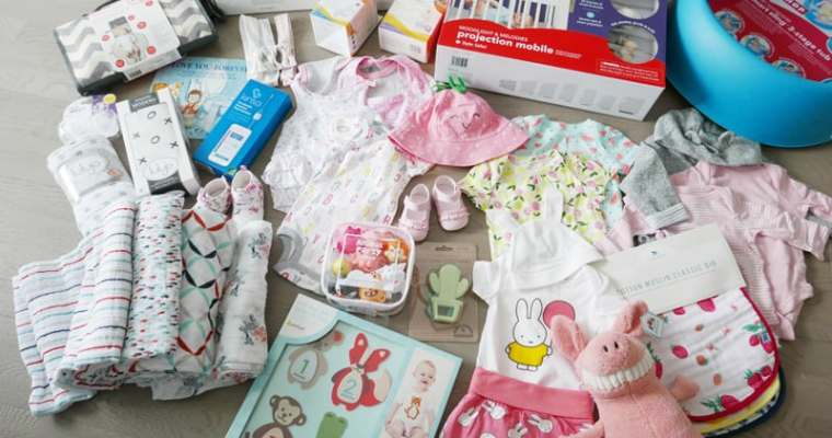 Baby Nursery Essentials