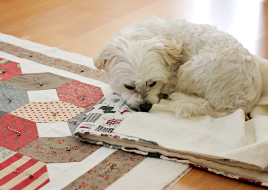 Quilting Helper