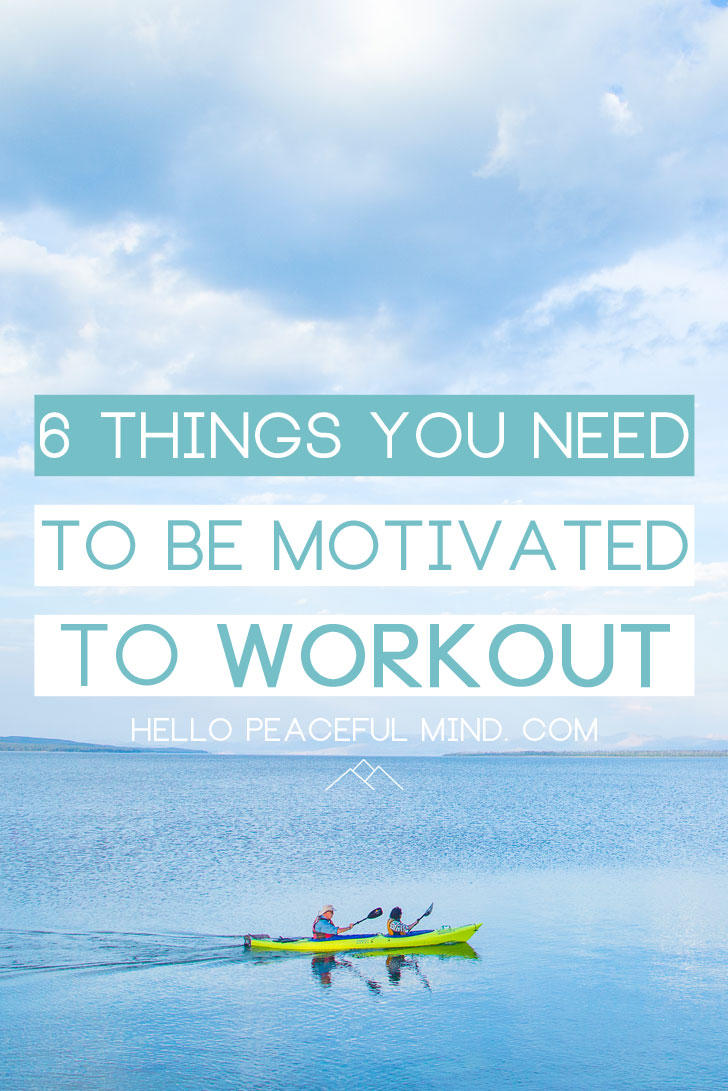 Do you need motivation to workout? Check out these tips