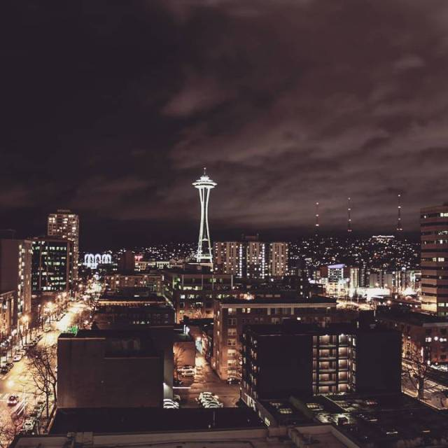 Oh Seattle!! I love living in this city! People arehellip