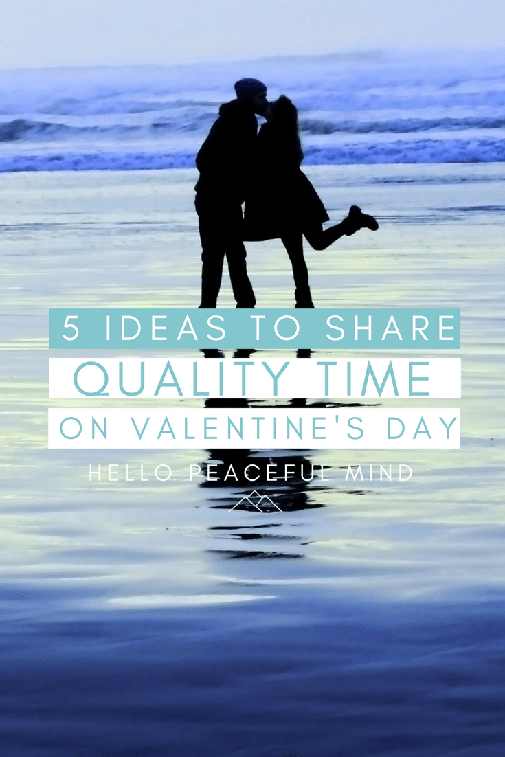 Get 5 ideas to spend quality time with your partner on Valentine's day