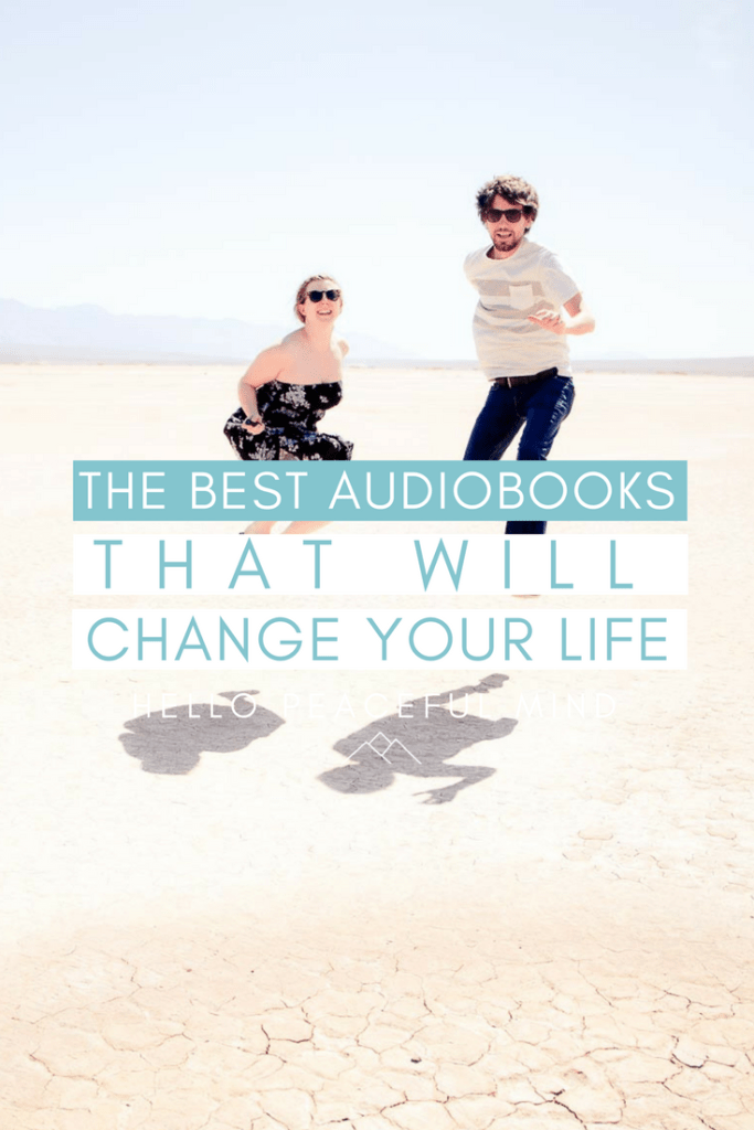 Discover the best audiobooks for self-help, creating a happy home, healthy living and relationships. Plus, get 2 free audiobooks on Hello Peaceful Mind!