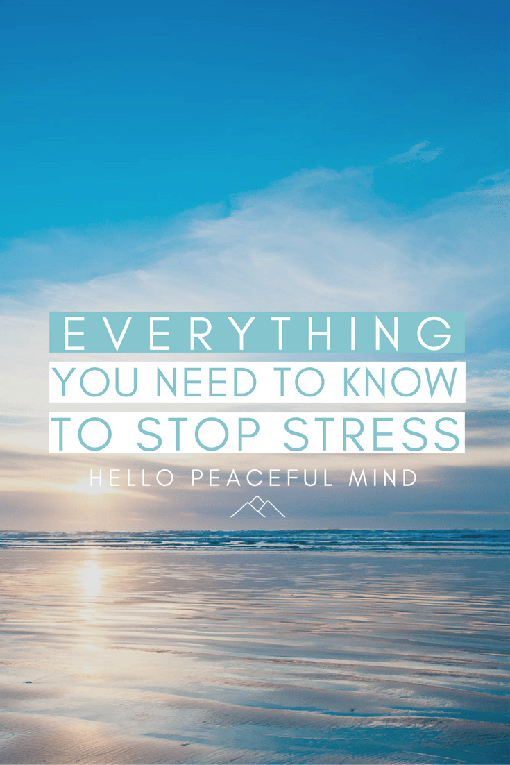 Do you feel stressed or depressed? Find out the best ways to let go of your stress and become happier. This list includes 18 tips to try today!