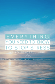 Everything You Need To Know To Stop Stress