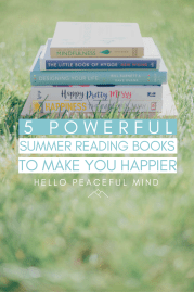 5 Powerful Summer Reading Books To Make You Happier