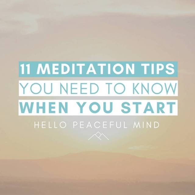 Begining meditation can be a bit difficult Its hard tohellip