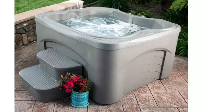 Aquaterra Spa Grayson 4-person Hot Tub Spa