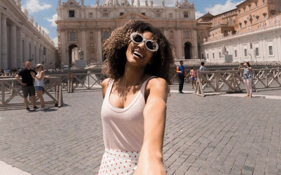 Picture your next vacation… walking the cobblestone streets of Europe…