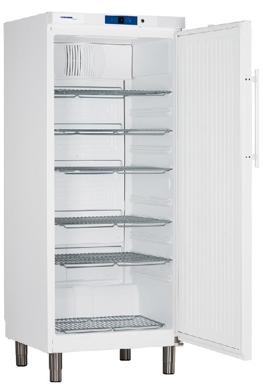 armoire refrigeree liebherr ventilee serie gkv