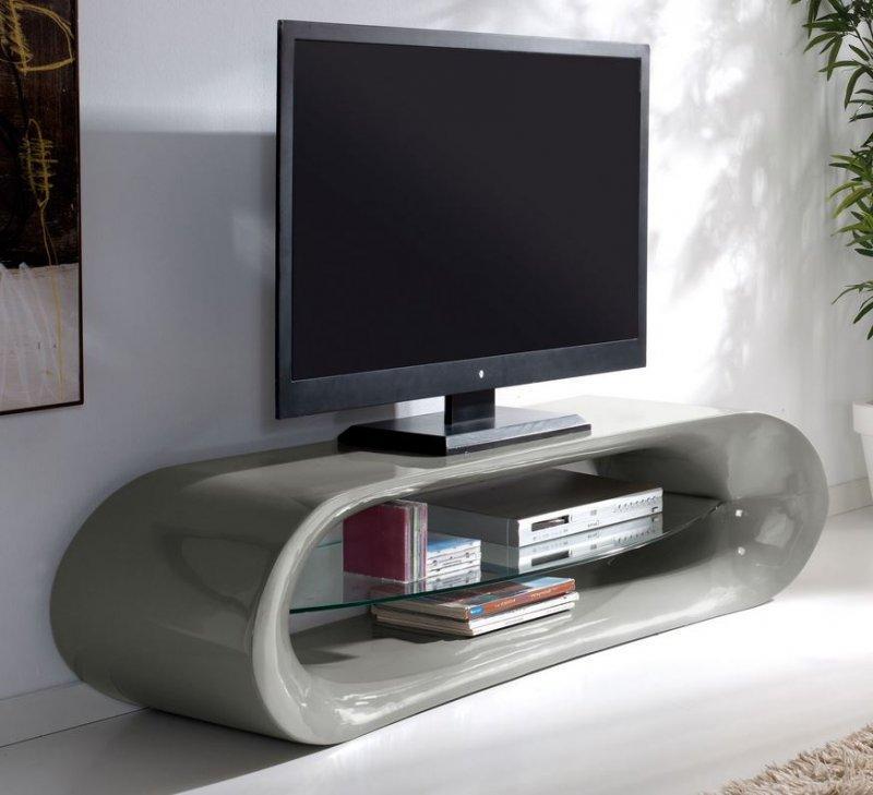 meuble tv design kaina en fibre de