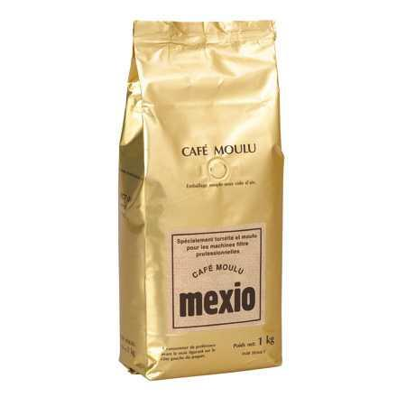 PAQUET DE 1KG DE CAF MOULU PUR ARABICA