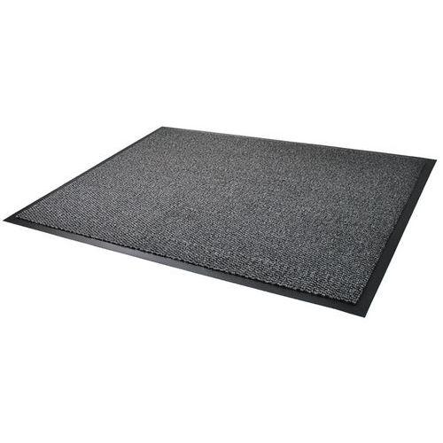 tapis d entree interieur 90 x 150 cm anthracite