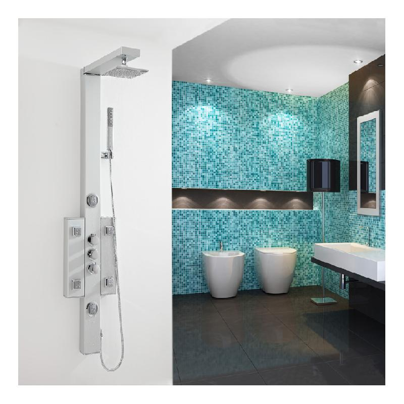 COLONNE DE DOUCHE THERMOSTATIQUE BORA BORA HUDSON REED