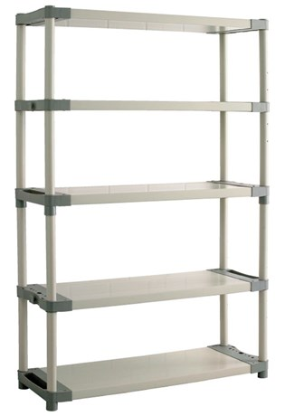 etagere resine contact alimentaire 120 kg