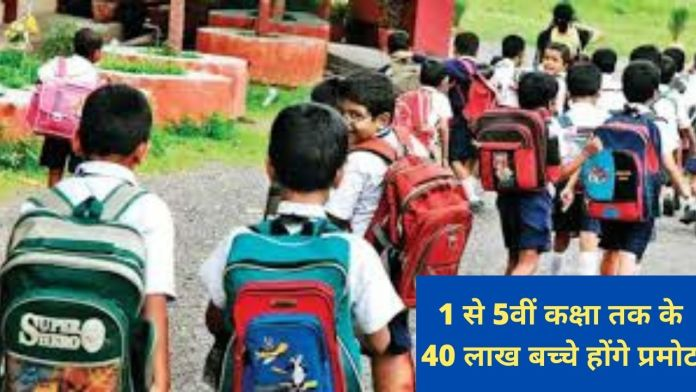 Rajasthan education department, corona, Student Promotion, Rajasthan Student Promotion, education department, class 6 to 8 Exam detail,