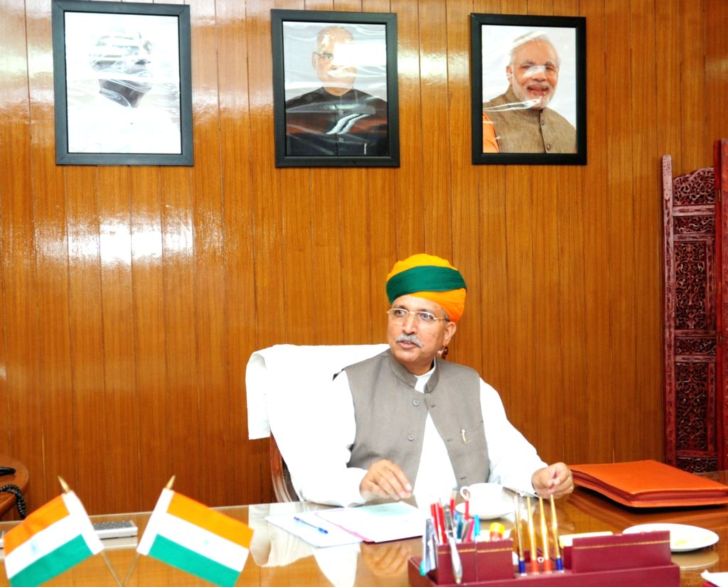 Arjun Ram Meghwal , Minister of State for Heavy Industries & Public Enterprises and Parliamentary Affairs, Government of India