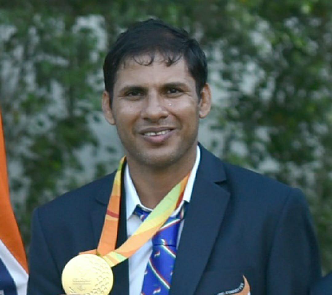 Indian Paralympic Devendra Jhajharia, Devendra Jhajharia, javelin thrower , India team, Indian Paralympic,