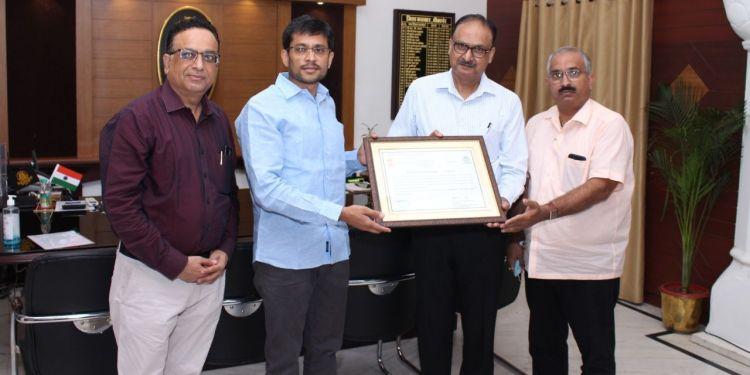 Mahatma Gandhi National Council of Rural Education, District Green Champion Award, Veterinary University , Bikaner Veterinary University, Rural Education,