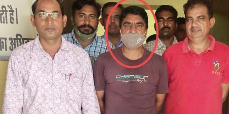 Bribe, Head Cpnstable arrest, Jodhpur acb, Benar Police Station, Rajasthan Police, ACB News,ACB Arrests Head Constable, rpsc,SI exam 2021,RPSC Rajasthan police SI exam,
