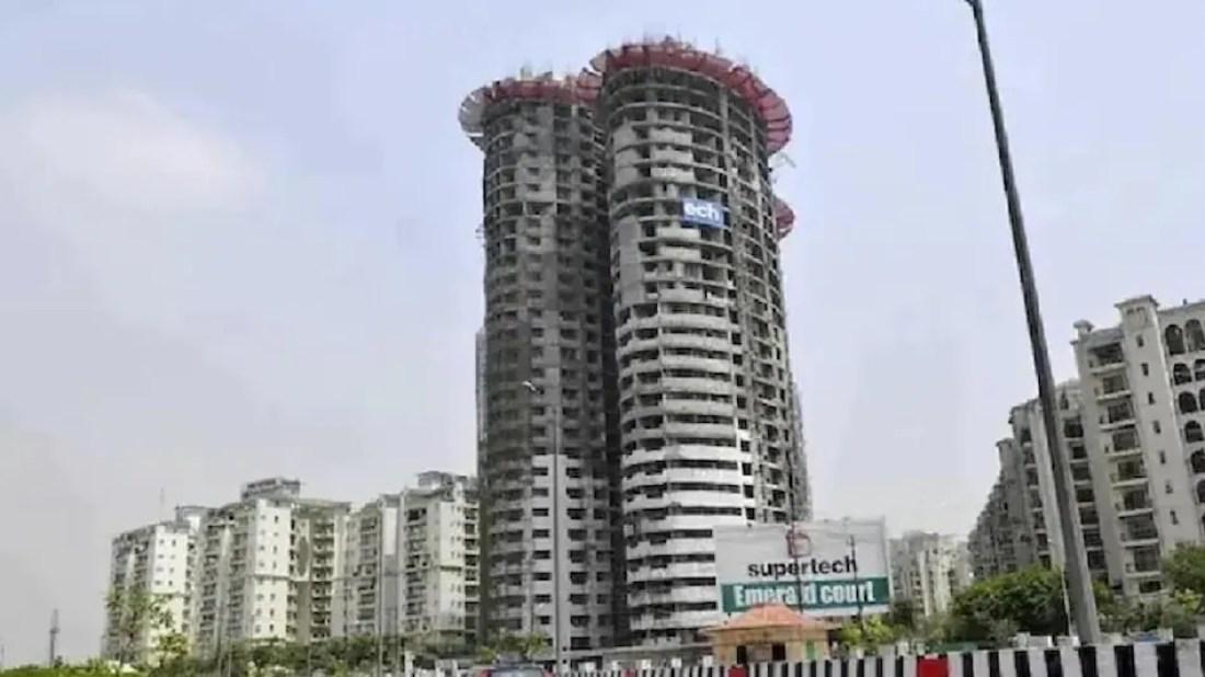 Supertech, Supertech Emerald Twin Towers, Cbri Supertech Emerald Twin Towers, Noida news, supertech emerald case, Cbri Team, Supertech Twin Towers, Emerald Twin Towers,Property in Noida,