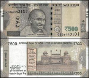 currency notes in India - helloscholar