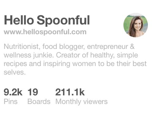 Grow Food Blog Traffic 2018