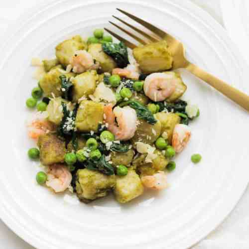 30 Minute Cauliflower Gnocchi Recipe