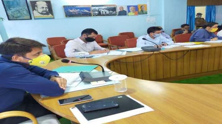 मुख्यमंत्री स्वरोजगार योजना के तहत टिहरी जनपद के जिला उद्योग केंद्र में कुल 92 में 74 आवेदनों को बैंक ऋण हुआ स्वीकृत 1