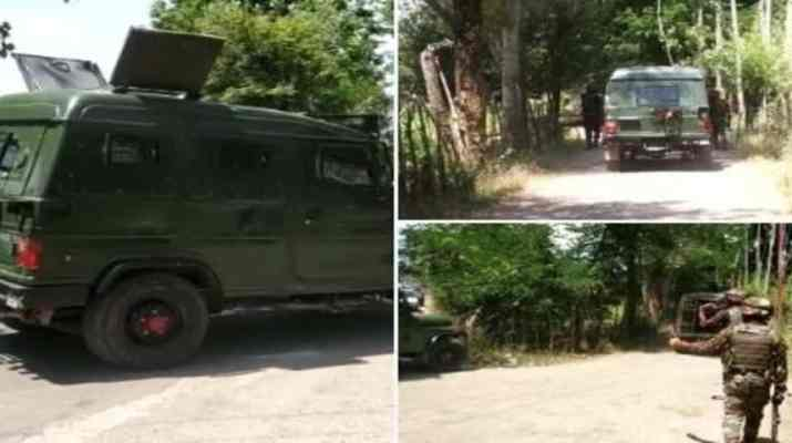 Vice President Municipal Committee Watargam, Sopore abducted by unidentified men 1