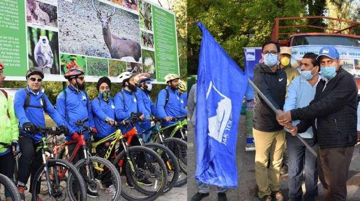 Jammu & Kashmir: Tourism sector moving towards gradual revival in Kashmir: Nisar Wani 1