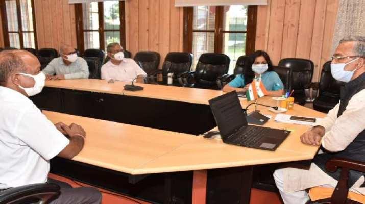 मुख्यमंत्री ने पंचायतों को राज्य वित्त आयोग के अन्तर्गत दी 62.21 करोड़ की धनराशि 1