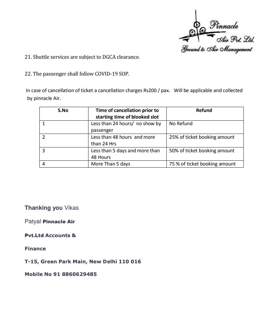 Part-II; यूकाड़ा व GMVN की नाक के नीचे केदारनाथ हैली टिकट्स में धांधली! GMVN की शर्तों के विरुद्ध हैली ऑपरेटर अपनी ही टिकट छाप कर यात्रियों को बेचकर कर रहे है जोल! सरकार के टैक्स में भी चूना! 5